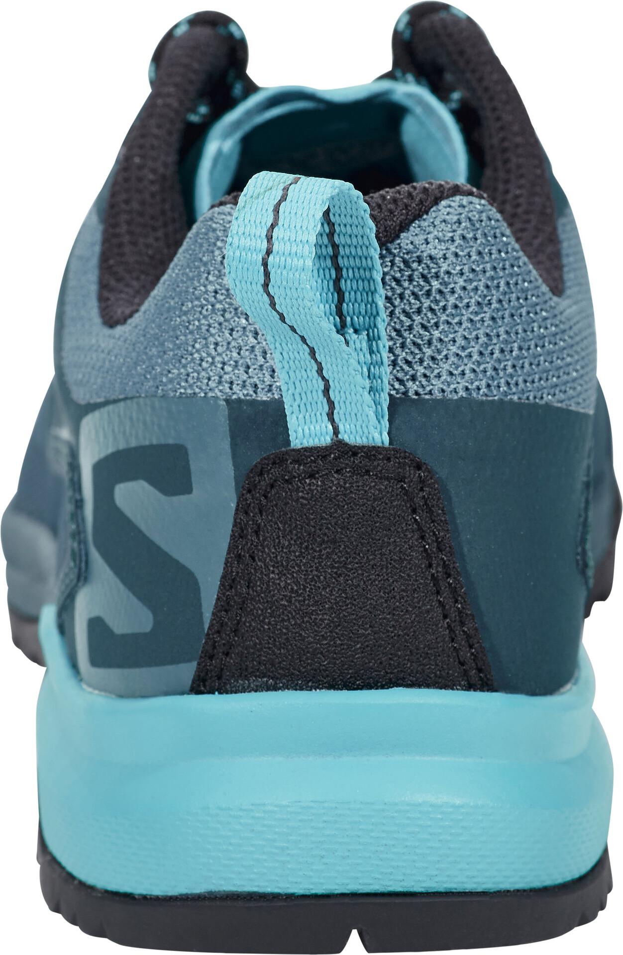 Salomon X Alp Spry Chaussures de randonnée Femme, mallard bluereflecting pondblue bird